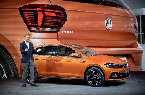 VW präsentiert den neuen Polo