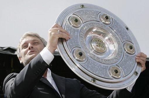 Die Karriere des VfB-Stuttgart-Meistertrainers