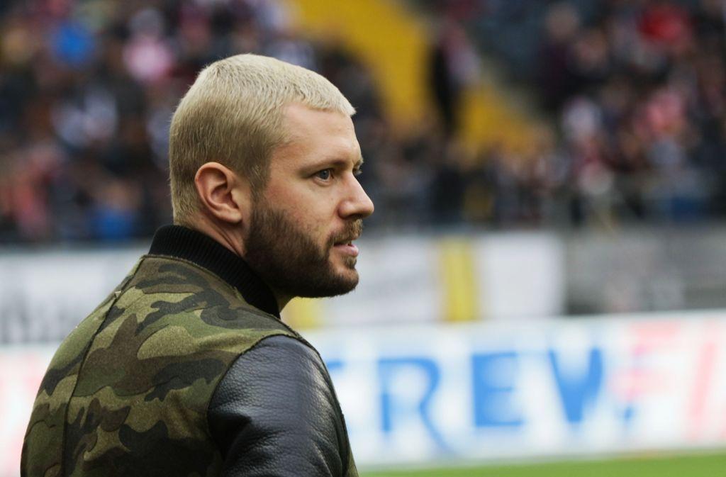 Eintracht-Frankfurt-Verteidiger Marco Russ steht vor der Rückkehr in die Fußball-Bundesliga. Foto: dpa