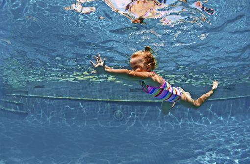Kinder sind immer öfter Nichtschwimmer