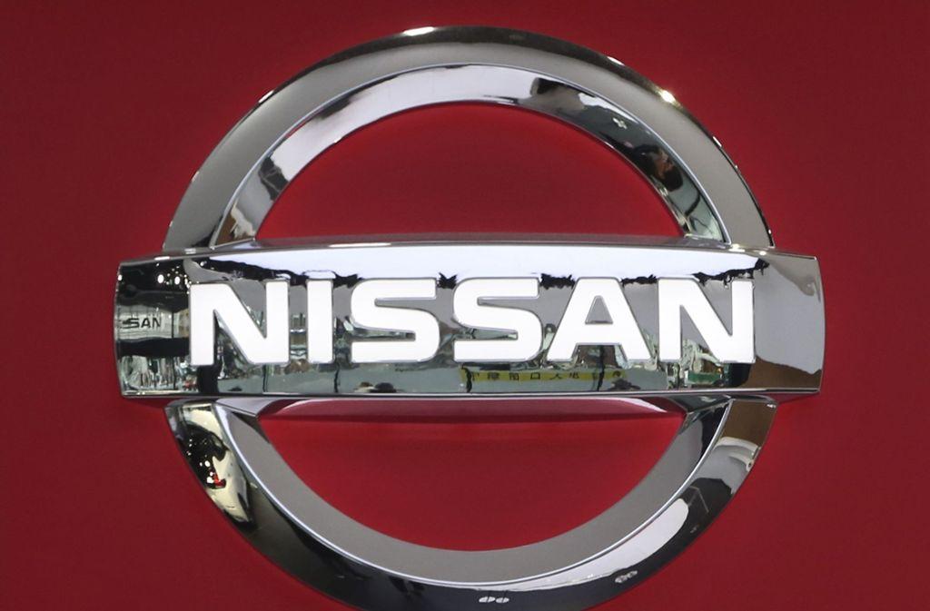Nissan senkt seine Gewinnprognose deutlich. Foto: AP