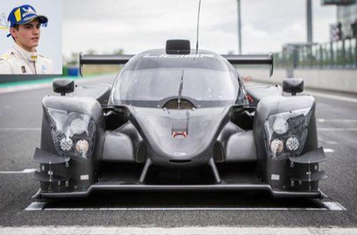 Neue  Herausforderung für Stuttgarter Motorsport-Talent