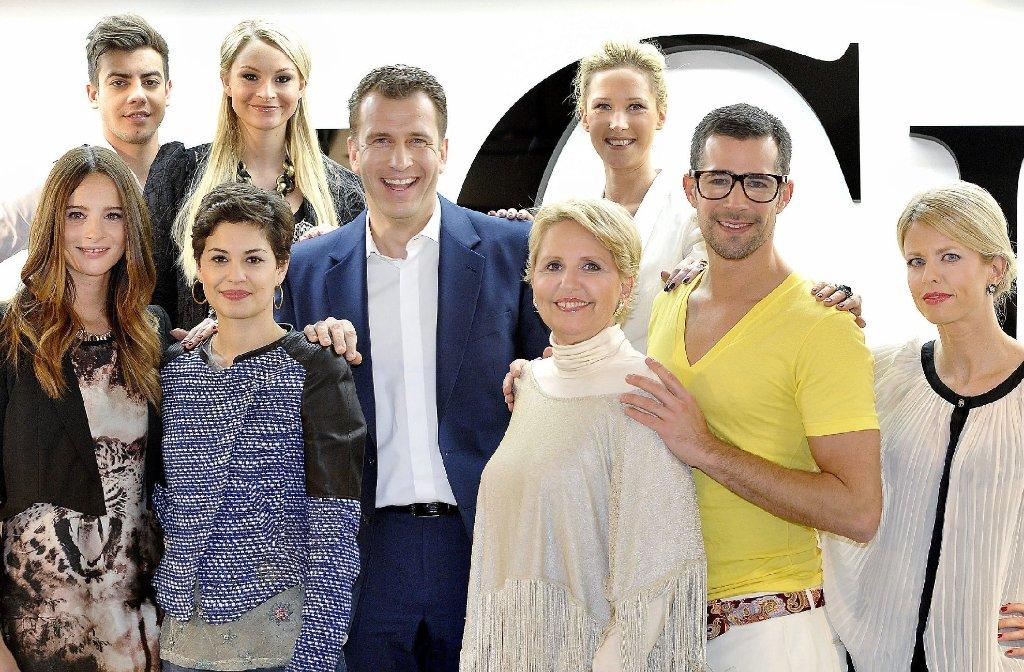 Der Cast von Verbotene Liebe - droht doch nicht das komplette Aus für die Dauerbrenner-Soap? Foto: ARD/Anja Glitsch