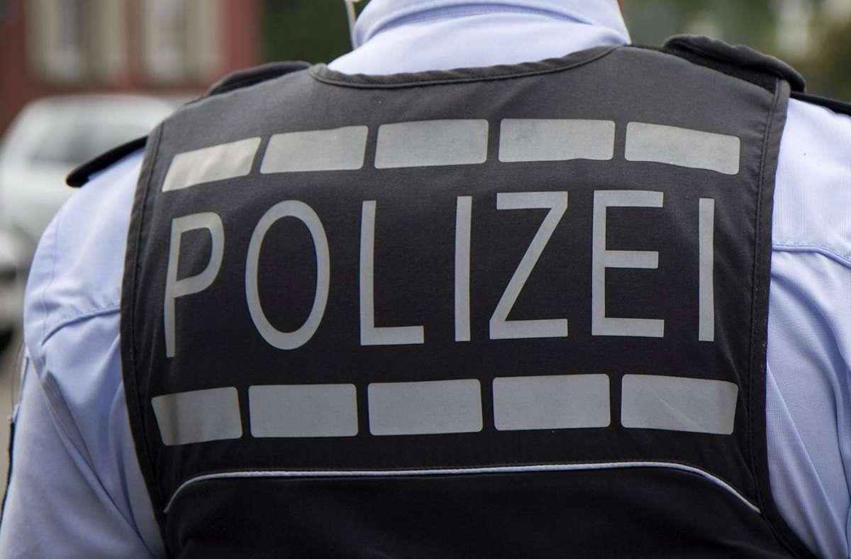 Steinewerfer in Maichingen. Die Polizei sucht Zeugen. Foto: Eibner-Pressefoto/Fleig / Eibner-Pressefoto