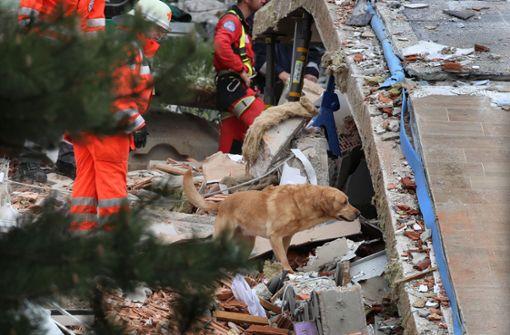 Wohnhaus im Ostallgäu durch Explosion zerstört