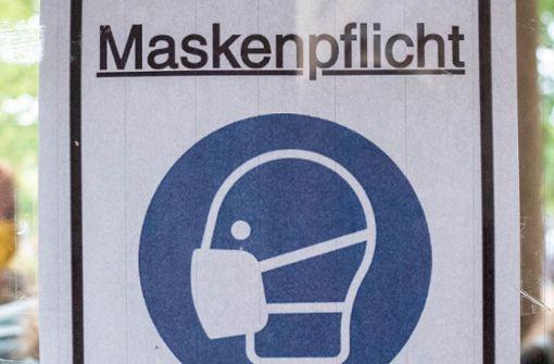 Mindestbußgeld von 50 Euro für Maskenverweigerer