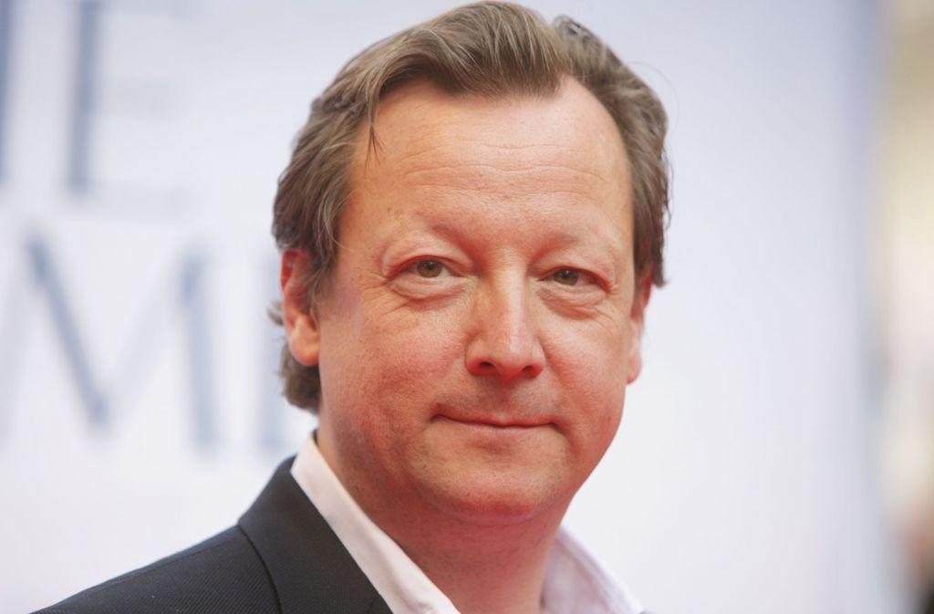 """Matthias Brandt ist ein hervorragender Schauspieler, schreiben kann er auch –  nachzulesen in seinem Roman """"Blackbird"""", erschienen im Verlag Kiepenheuer & Witsch, zu haben für 22 Euro. Foto: dpa/Rolf Vennenbernd"""