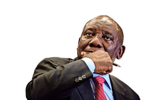 Ramaphosa räumt in Südafrika auf