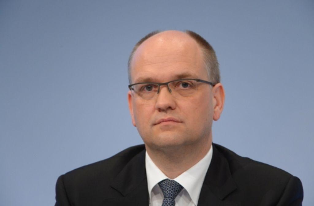 Rainer Neske tritt im Juli die Nachfolge von LBBW-Chef Hans-Jörg Vetter an. Foto: dpa