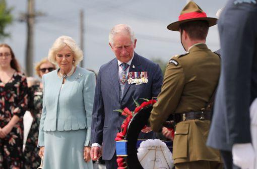 Prinz Charles und Camilla widmen sich Umwelt und Frauenrechten