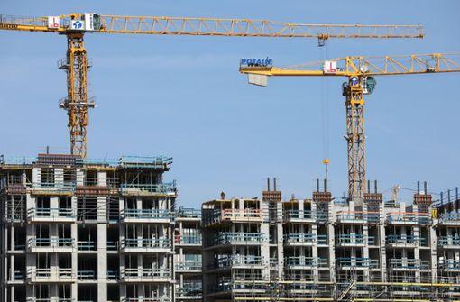 1,5 Millionen neue Wohnungen als Ziel