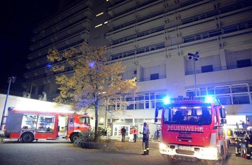 Ursache des Labor-Brandes weiter unklar