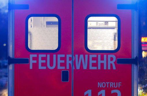 Sofa fängt Feuer – 50.000 Euro Schaden