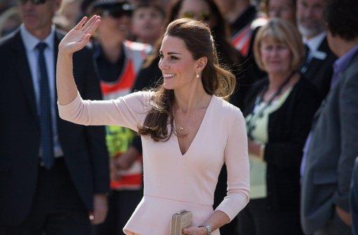 Herzogin Kate macht Übelkeit zu schaffen