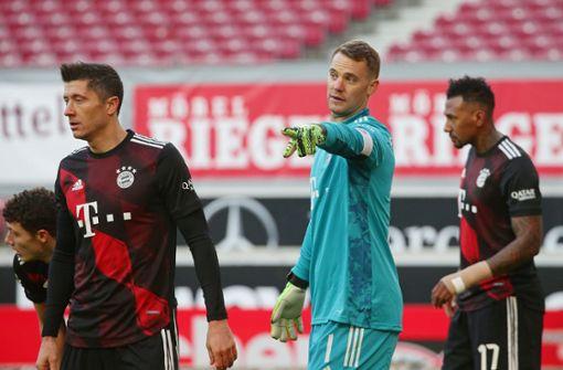 """""""Der Reklamierarm von Manuel Neuer ist unantastbar!"""""""