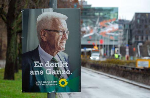 Grüne auf dem Weg zur Baden-Württemberg-Partei?