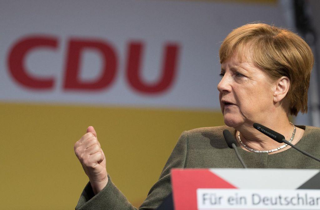 Angela Merkel hat klare Worte in die Richtung des türkischen Staatspräsidenten Erdogan. Foto: dpa