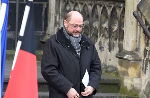 """Die """"Schulz-Story"""" kommt nach Stuttgart"""