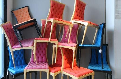 Stühlerücken