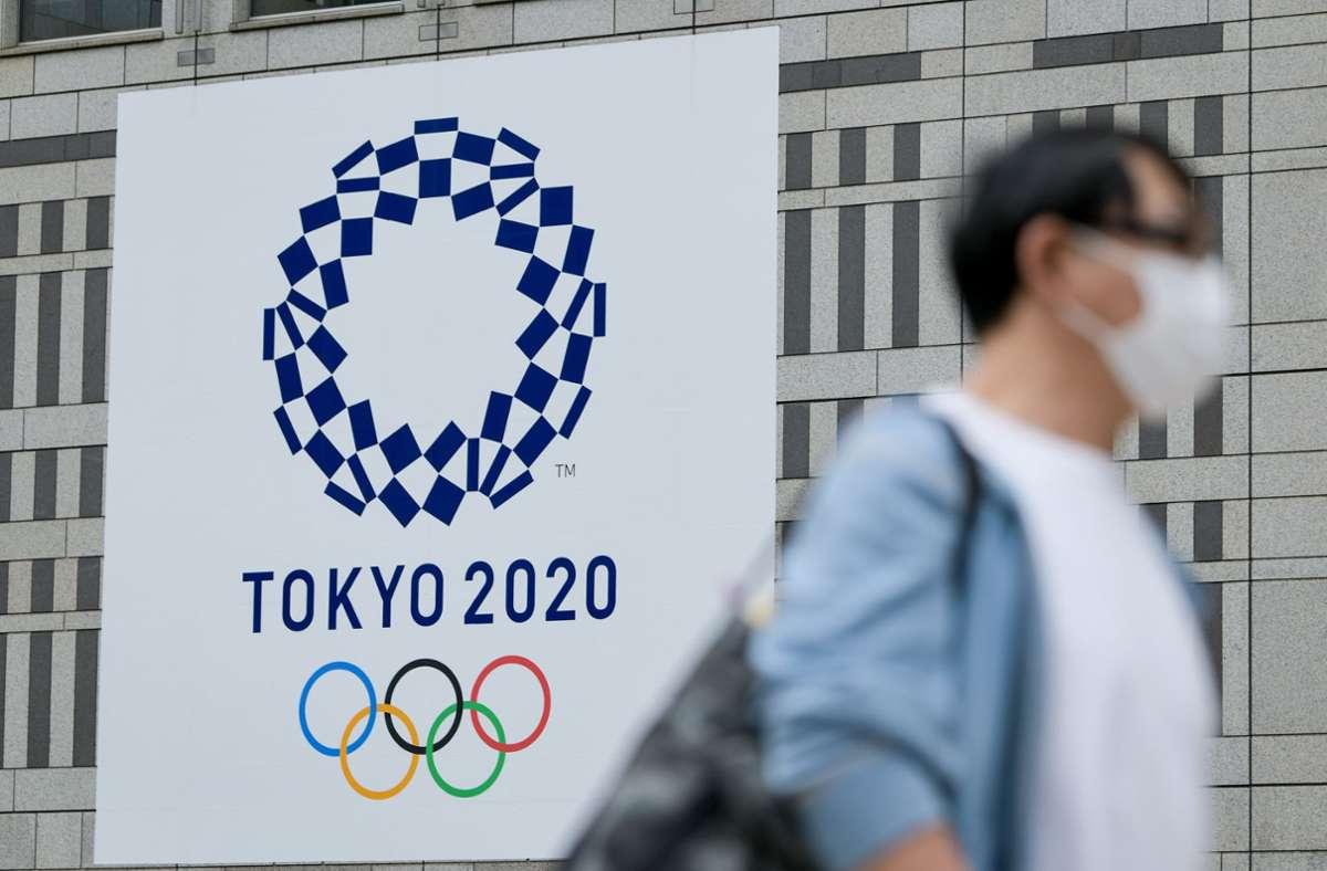 Die Spiele in Japans Hauptstadt werden vom 23. Juli bis 8. August unter strengsten Hygiene- und Corona-Regeln veranstaltet. Foto: dpa/Cezary Kowalski