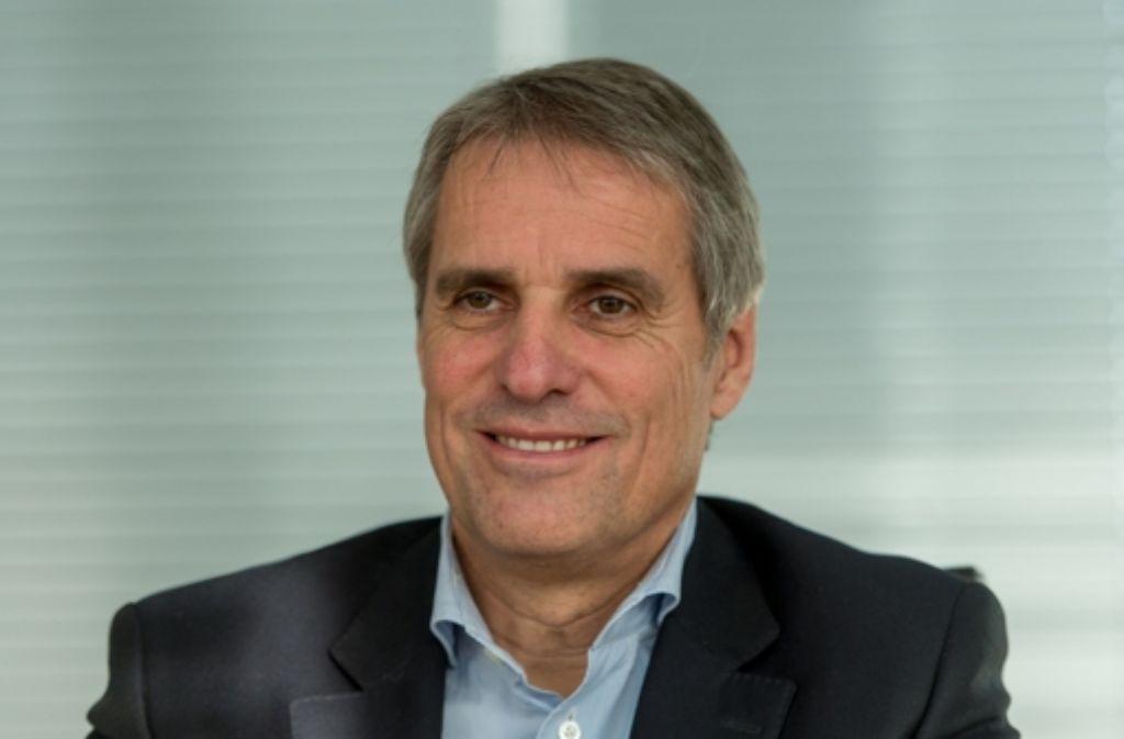Wilfried Porth, Vorstand der Daimler AG, Personal- und Arbeitsdirektor Foto: dpa