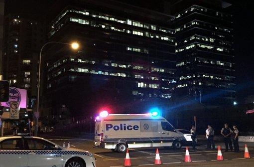 Polizei geht nach tödlichem Anschlag von Terrorakt aus
