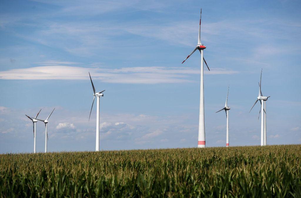 Noch läuft nicht alles rund bei den Ausschreibungen von Windenergie. Foto: dpa-Zentralbild