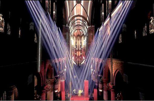 Jean-Michel Jarre plant virtuelles Notre-Dame-Konzert