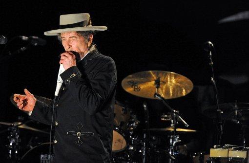 Bob Dylan wird ausgezeichnet