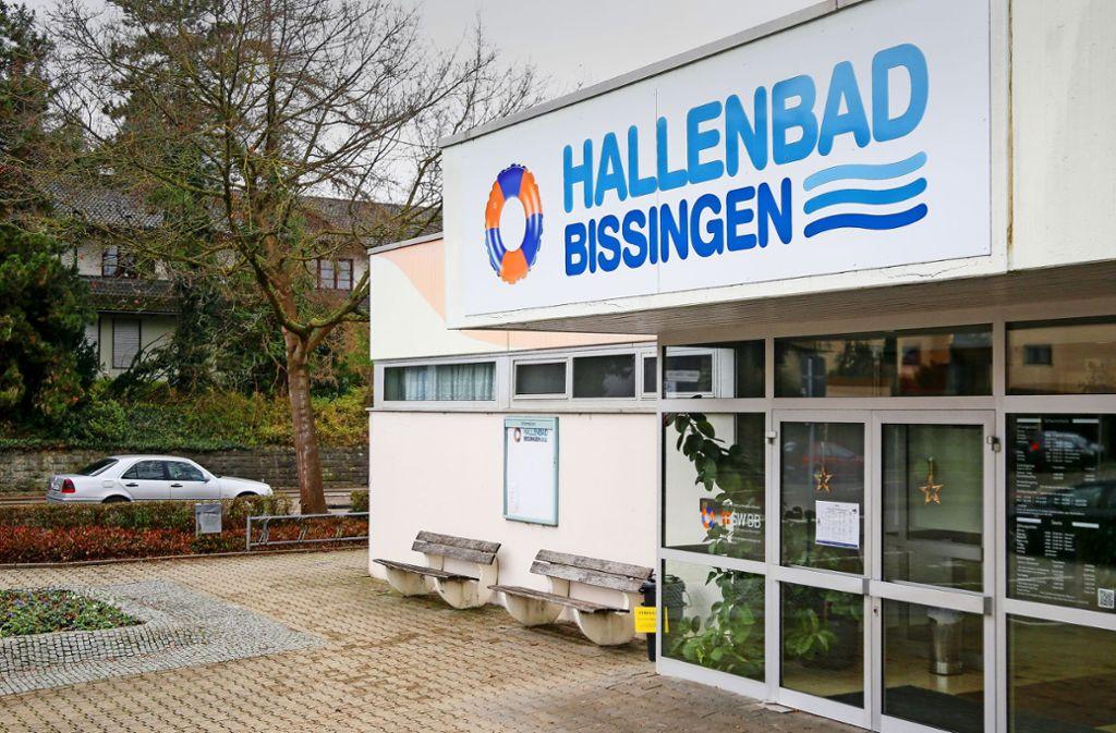 Das Bissinger Hallenbad weist etliche Mängel auf. Foto: factum//Simon Granville