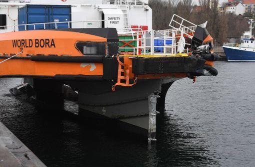 15 Verletzte bei Schiffsunglück