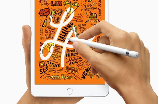 Apple stellt neue iPad-Modelle vor