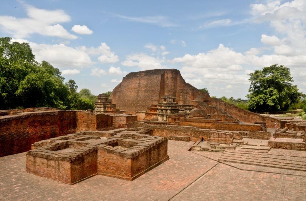 Die Ruinenstadt Nalanda ist zum Welterbe erklärt worden. Foto: Rajneesh Raj