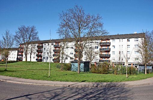 Am Hausenring entstehen neue  Wohnungen
