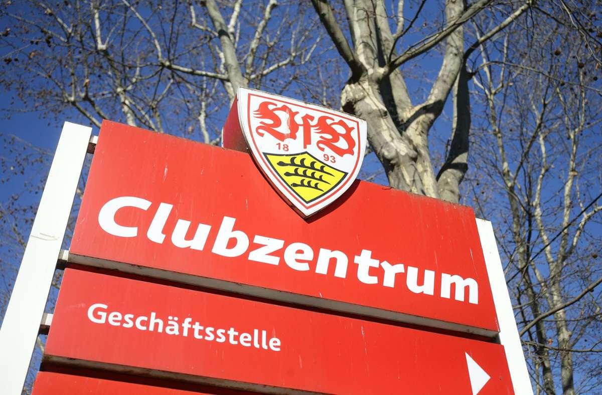 VfB sucht Rechtsbeistand per Stellenanzeige. Foto: Pressefoto Baumann