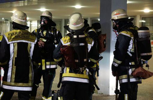 Brand im Krankenhaus fordert ein Todesopfer
