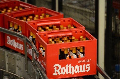 Brauerei Rothaus investiert in Öko-Technik