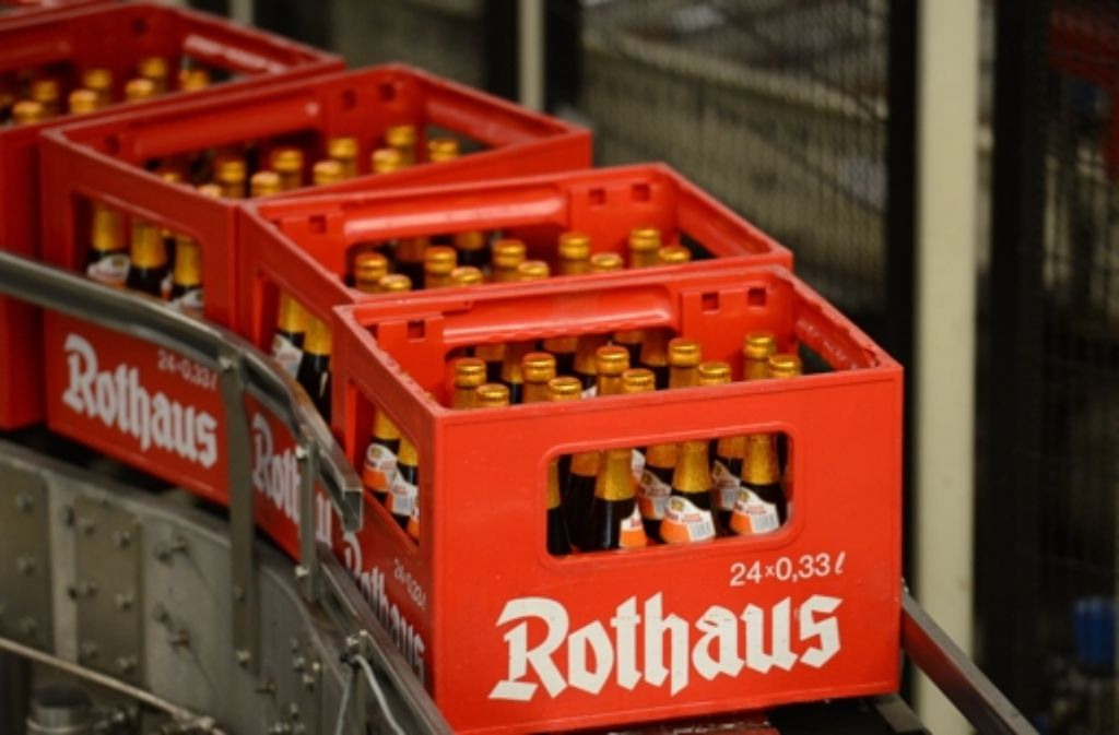 Die Brauerei Rothaus will ihre Produktion künftig ökologisch ausrichten. Foto: dpa