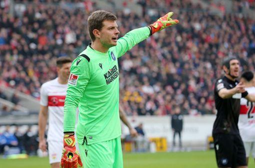 Benjamin Uphoff vor Wechsel zum 1. FC Köln