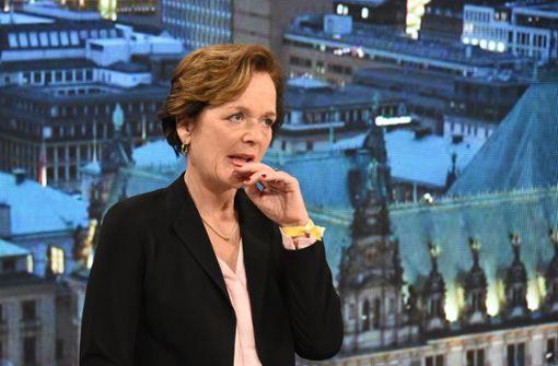 FDP scheitert  an Fünf-Prozent-Hürde