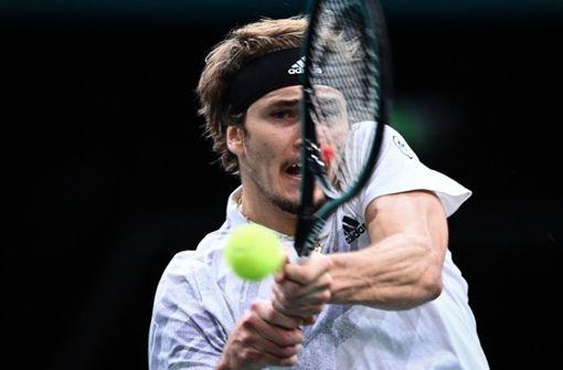 Zverev schlägt Nadal: Im Finale von Paris nun gegen Medwedew