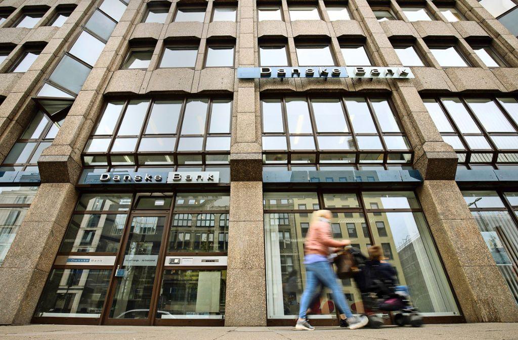 Die Danske Bank steht im Mittelpunkt eines 200-Milliarden-Euro-Skandals. Foto: dpa