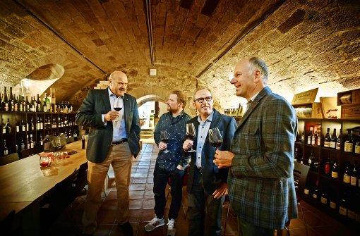 Erste Plätze  für Haidle und Weinmanufaktur