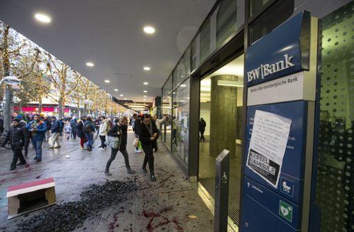 Banken machen Filialen ganz oder teilweise zu