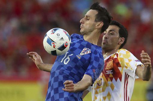 Nikola Kalinic aus dem WM-Kader geworfen
