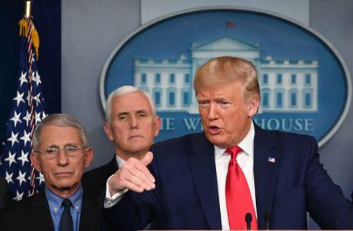 Donald Trump will sich mit führenden Taliban-Vertretern treffen