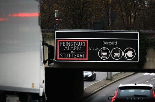 Falsche Info zum Dieselfahrverbot
