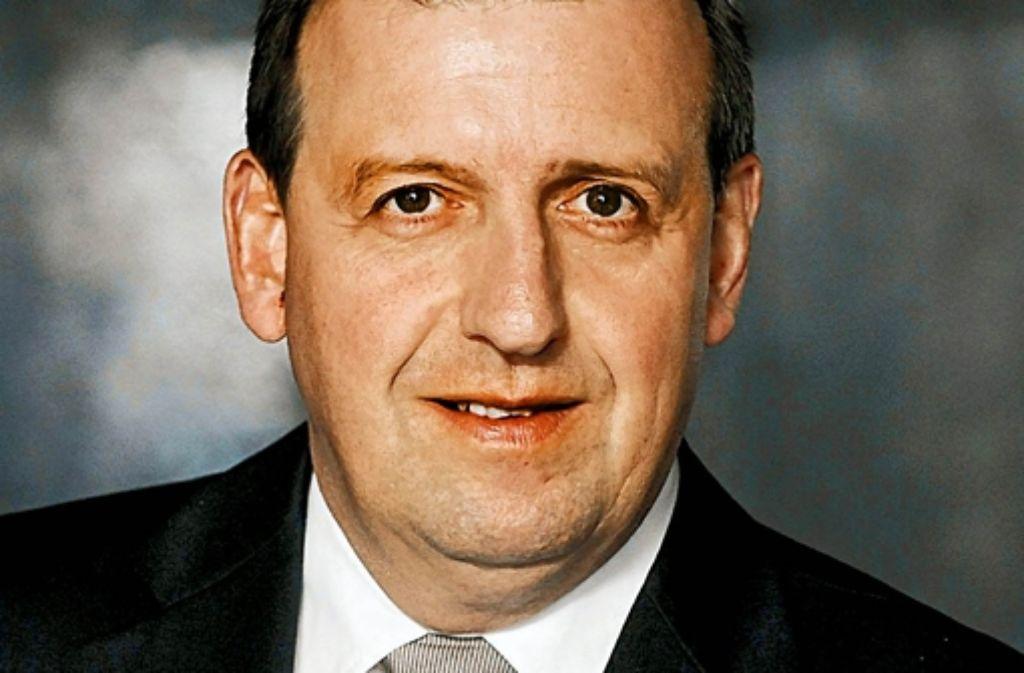 Einst JU-Freund von Mappus und Notheis, heute Manager: Stefan Wolf Foto: dpa