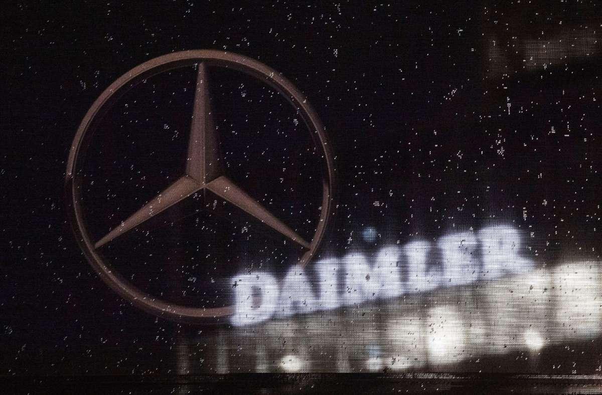 Daimler steigt beim chinesischen Unternehmen Farasis Energy ein. Foto: dpa/Marijan Murat