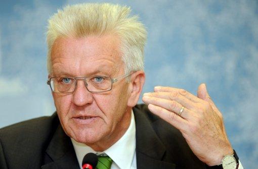 Kretschmann schmiedet Bündnis